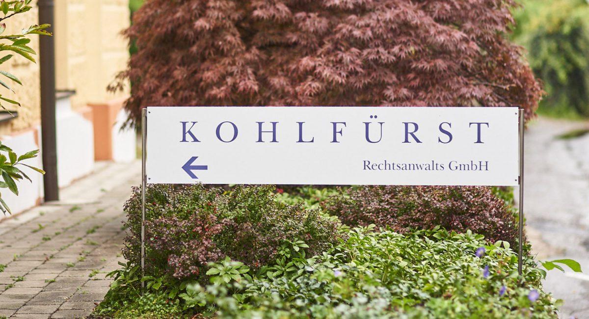 Kohlfuerst-Rechtsanwalts-GmbH-graz-schild